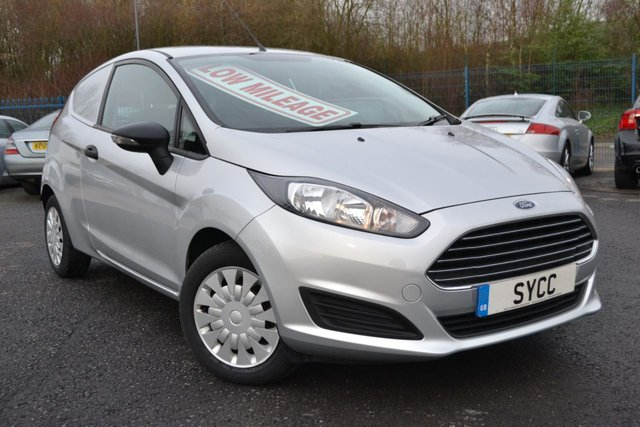 USED 2013 13 FORD FIESTA 1.6 ECONETIC TDCI 1d 94 BHP GENUINE 23000 MILES ~ 1 FORMER KEEPER ~ 6 MONTHS WARRANTY AND BREAKDOWN COVER