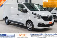 USED 2016 16 RENAULT TRAFIC 1.6 LL29 BUSINESS PLUS DCI 115 BHP * AIR CON * LOW MILES * LWB * OVER 1 YEAR WARRANTY *