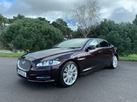 "USED 2010 53 JAGUAR XJ 3.0 D V6 PREMIUM LUXURY LWB 4d AUTO 275 BHP PREMIUM LUXURY, LONG WHEEL BASE, GREAT SPEC, GOOD COLOUR COMBINATION, 20"" ORONA WHEELS!!"