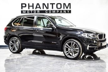 2015 BMW X5 2.0 SDRIVE25D SE 5d AUTO 231 BHP £22990.00
