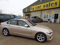 2013 BMW 3 SERIES 2.0 320D SE 4d AUTO 182 BHP £11995.00