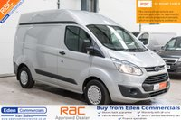 USED 2014 64 FORD TRANSIT CUSTOM 2.2 310 TREND 124 BHP * AIR CON * HIGH ROOF