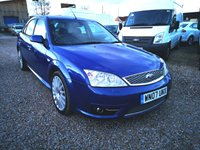 USED 2007 07 FORD MONDEO 2.2 ST TDCI 5d 155 BHP ++++ FINANCE AVAILABLE++++