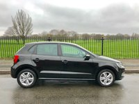 USED 2016 16 VOLKSWAGEN POLO 1.0 MATCH 5d 60 BHP