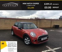 USED 2016 65 MINI HATCH COOPER 1.5 COOPER 5d 134 BHP