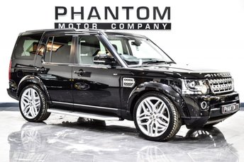 2014 LAND ROVER DISCOVERY 3.0 SDV6 HSE 5d AUTO 255 BHP £25490.00