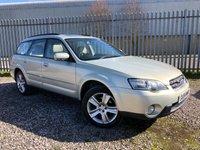 2004 SUBARU OUTBACK 3.0 RN AWD 5d AUTO 245 BHP £2990.00