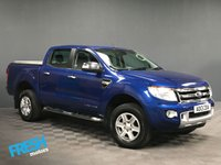 USED 2013 13 FORD RANGER 2.2 LIMITED 4X4 DCB TDCI  * 0% Deposit Finance Available