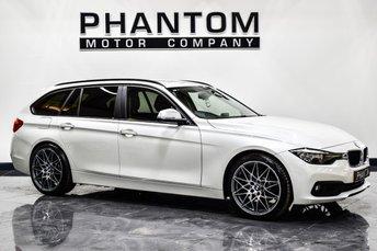 2015 BMW 3 SERIES 2.0 320D ED PLUS TOURING 5d 161 BHP £12490.00