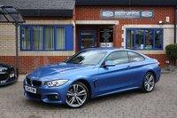 USED 2014 64 BMW 4 SERIES 2.0 420D XDRIVE M SPORT 2d 181 BHP Full BMW Service History!