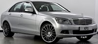 USED 2010 10 MERCEDES-BENZ C-CLASS 2.1 C200 CDI SE Saloon 4dr Auto F/S/H (8 Stamps), Immaculate!