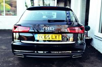 USED 2015 65 AUDI A6 2.0 AVANT TDI ULTRA SE 5d 188 BHP STUNNING A6 AVANT IN BLACK WITH PANORAMIC ROOF