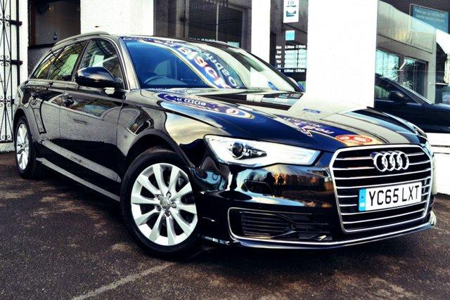 2015 Audi A6 Avant Tdi Ultra Se 14950