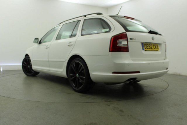 SKODA OCTAVIA at Georgesons
