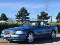 USED 1998 R MERCEDES-BENZ SL 3.2 SL320 2d AUTO 228 BHP