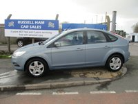 USED 2009 09 FORD FOCUS 1.8 STYLE 5d 125 BHP 2 Owner Car .6 Stamps of Service History. New MOT & Full Service Done on purchase + 2 Years FREE Mot & Service Included After . 3 Months Russell Ham Quality Warranty . All Car's Are HPI Clear . Finance Arranged - Credit Card's Accepted . for more cars www.russellham.co.uk  Spare Key & Owners Book Pack..