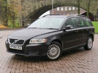 USED 2008 08 VOLVO V50 1.8 S 5d 124 BHP