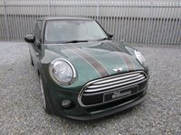 2016 MINI HATCH COOPER 1.5 COOPER 3d 134 BHP CHILI PACK £SOLD
