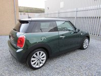 USED 2016 16 MINI HATCH COOPER 1.5 COOPER 3d 134 BHP CHILI PACK 1 PREV OWNER  £4000 OF OPTIONS   MINI TLC PACK INCLUDED  2 YEARS LEFT