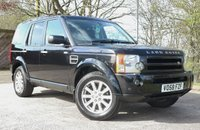 2009 LAND ROVER DISCOVERY 2.7 3 TDV6 SE 5d AUTO 188 BHP £10990.00