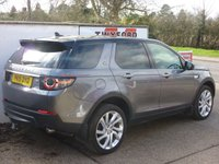 USED 2015 15 LAND ROVER DISCOVERY SPORT 2.2 SD4 HSE LUXURY 5d AUTO 190 BHP FULL LAND ROVER SERVICE HISTORY 2 PRIVATE OWNERS