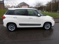 2014 FIAT 500L 1.6 MULTIJET LOUNGE 5d 105 BHP £6495.00
