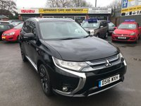 USED 2016 16 MITSUBISHI OUTLANDER 2.0 PHEV GX 4H 5d AUTO 161 BHP IN METALLIC BLACK WITH 106,600 MILES APPROVED CARS ARE PLEASED TO OFFER THIS MITSUBISHI OUTLANDER 2.0 PHEV GX 4H 5 DOOR AUTO 161 IN METALLIC BLACK WITH FULL MITSUBISHI SERVICE HISTORY WITH A MASSIVE SPEC WITH SAT NAV, BLUETOOTH, HEATED SEATS, FULL LEATHER SEATS, REVERSING CAMERA AND MUCH MORE A VERY POPULAR HYBRID VEHICLE WITH LOTS OF EXTRAS NOT A VEHICLE TO BE MISSED, LOW INSURANCE, NO ROAD TAX WITH A FULL SERVICE HISTORY WITH 8 MAIN DEALER SERVICE STAMPS.