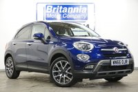 2016 FIAT 500X 1.6 MULTIJET CROSS PLUS DIESEL 120 BHP £11290.00