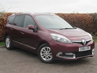 USED 2015 64 RENAULT GRAND SCENIC 1.5 DYNAMIQUE TOMTOM DCI EDC 5d AUTO CRUISE CONTROL, ROOF RAILS, ALLOY WHEELS***7 INDIVIDUAL SEATS***