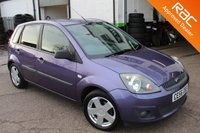 USED 2006 56 FORD FIESTA 1.4 ZETEC CLIMATE 16V 5d 80 BHP VIEW AND RESERVE ONLINE OR CALL 01527-853940 FOR MORE INFO.