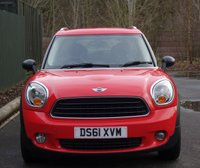 USED 2012 61 MINI COUNTRYMAN 1.6 ONE 5d  **** Low Miles, Pepper Pack, DAB, Phone ****