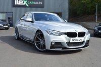 2015 BMW 3 SERIES 2.0 320D M SPORT 4d 181 BHP £15425.00