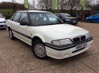 1995 ROVER 400 1.6 416 SLI 16V 4d AUTO 114 BHP £2000.00