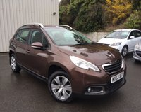 USED 2013 63 PEUGEOT 2008 1.6 E-HDI ACTIVE FAP 5d 92 BHP