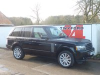2011 LAND ROVER RANGE ROVER 4.4 TDV8 VOGUE SE 5d AUTO 313 BHP £18995.00
