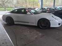 USED 2008 PORSCHE 911 3.8 CARRERA 2S PDK 2d AUTO 385 BHP STUNNING GRAND PRIX WHITE 911 CARRERA 2S PDK GEN 2