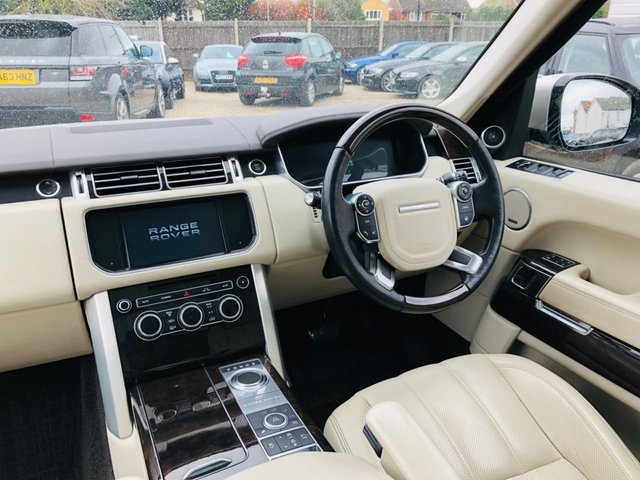 LAND ROVER RANGE ROVER at Kiteley Motors