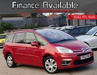USED 2013 62 CITROEN C4 GRAND PICASSO 1.6 PLATINUM HDI 5d 110 BHP 1 FORMER KEEPER+12 MONTHS MOT