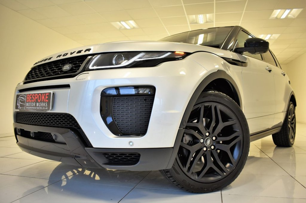 USED 2015 65 LAND ROVER RANGE ROVER EVOQUE 2.0 TD4 HSE DYNAMIC LUX 5 DOOR