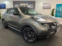 USED 2015 15 NISSAN JUKE 1.2 TEKNA DIG-T 5d 115 BHP F/S/H, LOW MILEAGE, IMMACULATE