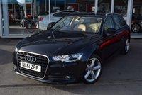 2011 AUDI A6 3.0 AVANT TDI QUATTRO SE 5d AUTO 245 BHP £11490.00