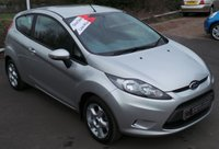 USED 2010 60 FORD FIESTA 1.2 EDGE 3d 81 BHP 1 Owner from New - Low Miles - 5 Services