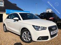 USED 2011 61 AUDI A1 1.6 TDI SE 3d 103 BHP Great Service History - Zero £0 Road Tax