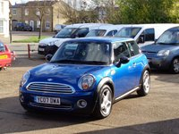 USED 2007 07 MINI ONE 1.4 one 3 door hatchback