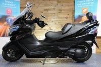 2013 SUZUKI BURGMAN 400 AN 400 ZA L3 - 1 Owner from new £3849.00