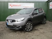 2013 NISSAN QASHQAI 1.6 DCI 360 IS 5d 130 BHP £SOLD