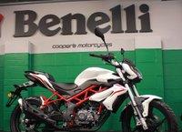 2019 BENELLI BN 125 E4 £2199.00