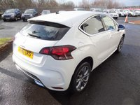USED 2011 61 CITROEN DS4 2.0 HDI DSTYLE 5d 161 BHP 3 Months National Warranty - 1 Years MOT and Service for New Owner