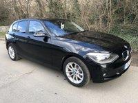 2013 BMW 1 SERIES 1.6 114I SE 5d 101 BHP £7895.00