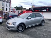 2015 VOLKSWAGEN GOLF 1.6 S TDI BLUEMOTION TECHNOLOGY 5d 103 BHP £SOLD